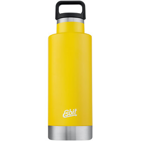 Esbit SCULPTOR Standard Mouth Vacuum Flask 750ml sunshine yellow